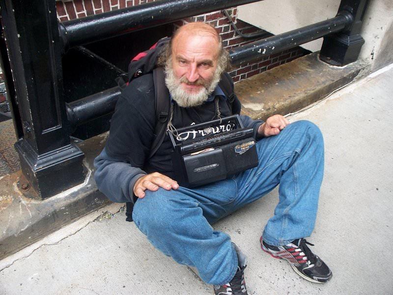 Homeless Radio