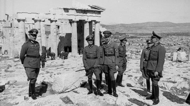 nazi acropolis