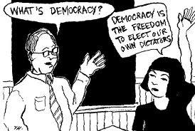 democracy is-2