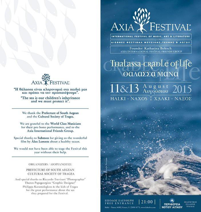 axia festival program A