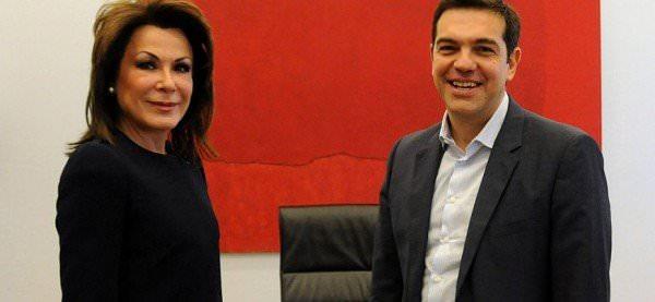 gianna tsipras
