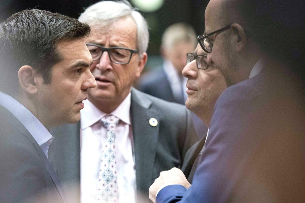 Tsipras Yunker