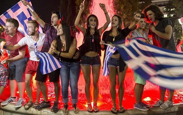 happy greeks