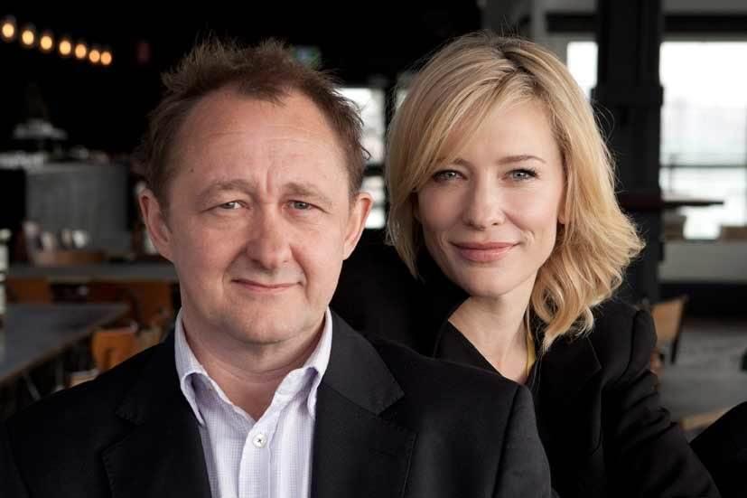 Andrew Upton cate Blanchett