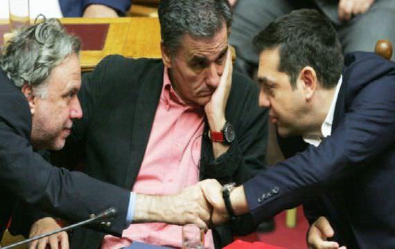 Katrougalos Tsipras Tsakalotos