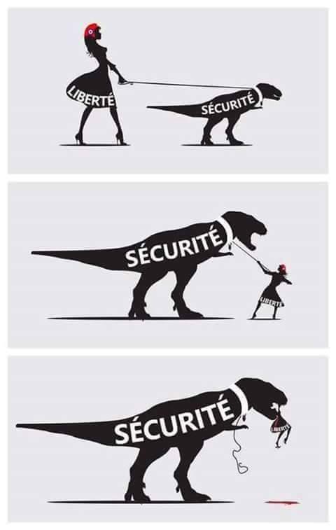 SECURITE - LIBERTE
