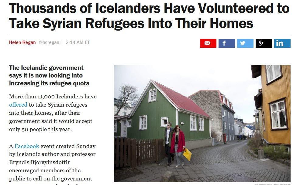 iceland refugees