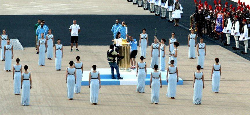 olimpiaki floga