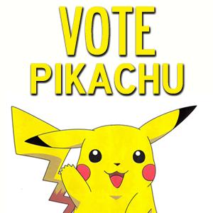 pokemon vote